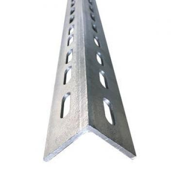 Hot Dipped Galvanized Slotted L steel angle bar angle iron Stainless Steel Equal Angle Bar With Holes