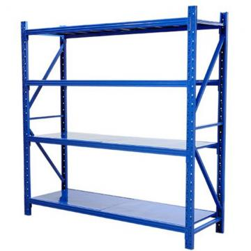 5 Shelf Metal rivet Rack boltless industrial shelving unit