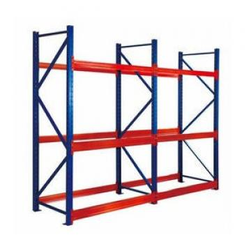 Multi-level garage storage racking /boltless magazine shelving /warhouse rivet metal rack