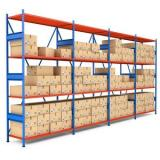 Smart Warehouse Storage Pallet Anti-rust Slide Rack