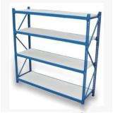 World Wide Popular warehousing shelf hi quality metal rolled medium duty longspan goods shelf