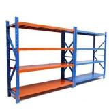 Medium Duty Warehouse Storage Bulk Boltfree Shelving