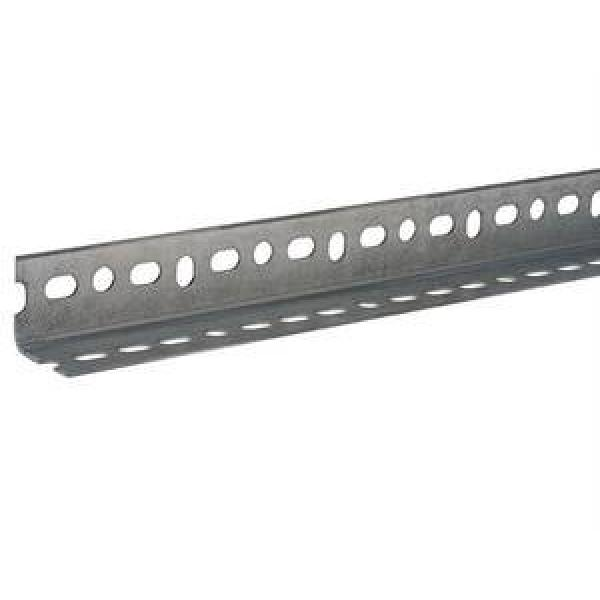 stainless steel slotted angle shelving #1 image