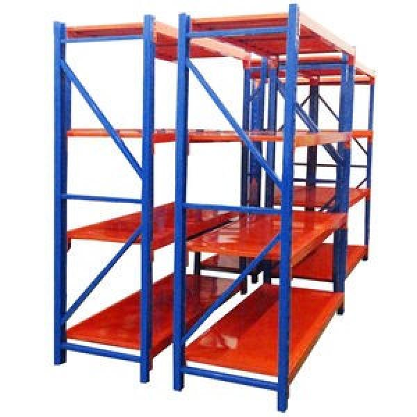 steel warehouse storage racking Shelving Selective Pallet Racking Systems metal pallet storage rack #1 image