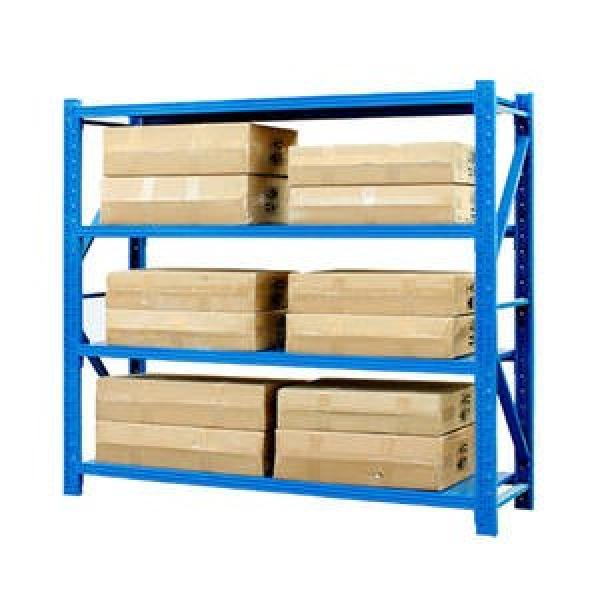Selective Pallet Racking Warehouse Rack System Heavy Duty Stackable Pallet Racking #1 image