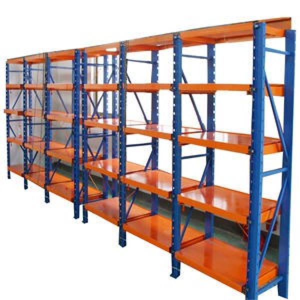 steel industrial commercial open storage systems metal storage open shelving mould racks #1 image
