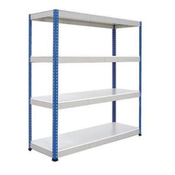 steel industrial commercial open storage systems metal storage open shelving mould racks #3 image