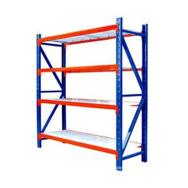 steel industrial commercial open storage systems metal storage open shelving mould racks #2 image