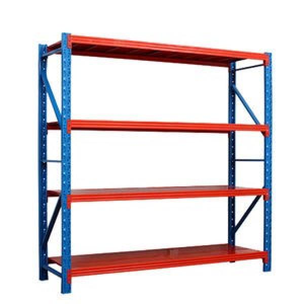 Industrial heavy duty shelving system with CE certificate #1 image