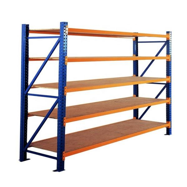 Industrial Warehouse Heavy Duty Multi-Tier Steel Mezzanine Floor Storage Racking Systems Industrial Steel Structure Mezzanine #1 image