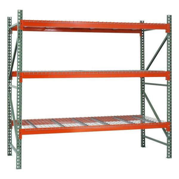 China Manufacturer Customized Stainless Steel Van Stacking Pallet Rack #2 image