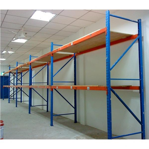 Industrial Warehouse Heavy Duty Multi-Tier Steel Mezzanine Floor Storage Racking Systems Industrial Steel Structure Mezzanine #2 image