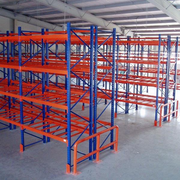 China Manufacturer Customized Stainless Steel Van Stacking Pallet Rack #1 image