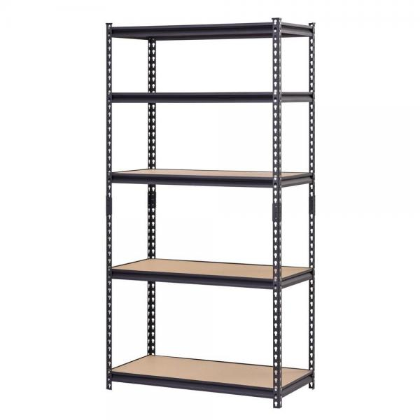 "6-Tier CE 48"" x 24"" x 70"" Chrome Wire Shelving Units #3 image"