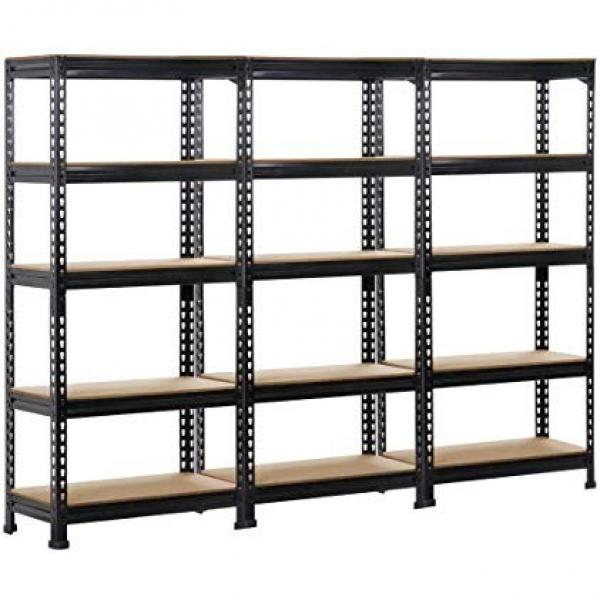 Commercial kitchen capacity garage shed storage shelving units #1 image