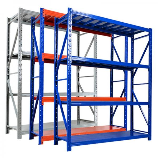 Commercial boltless metal storage shelving unit rack #2 image