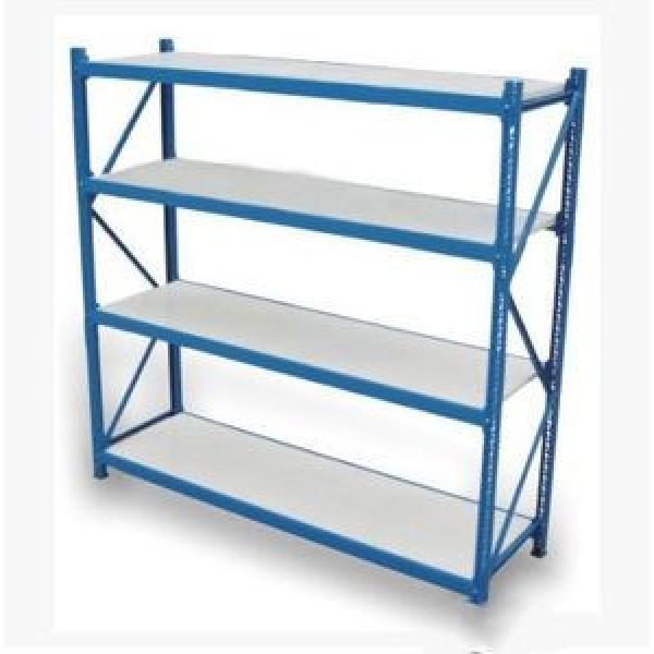 3-Tier Kitchen All Purpose Utility Cart with 2 Shelves Baskets for Extra Storage #2 image