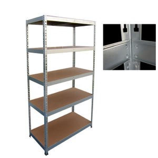 boltless shelves warehouse craft metal wire shop display shelving units #2 image