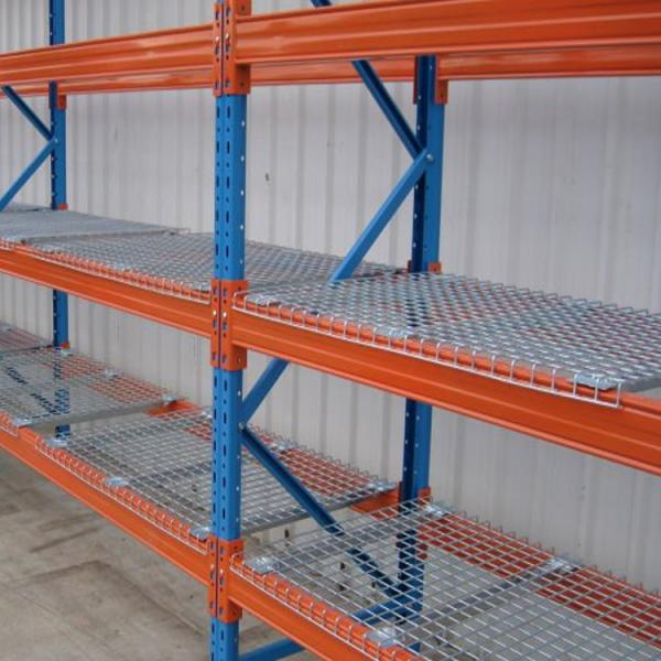 36X24 inch plastic shelf,5 Tier heavy duty plastic shelves,plastic shelving unit #3 image
