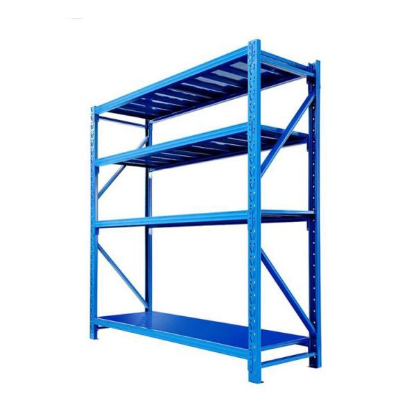 cold rolled steel warehouse rack/shelf/shelving/racking #3 image