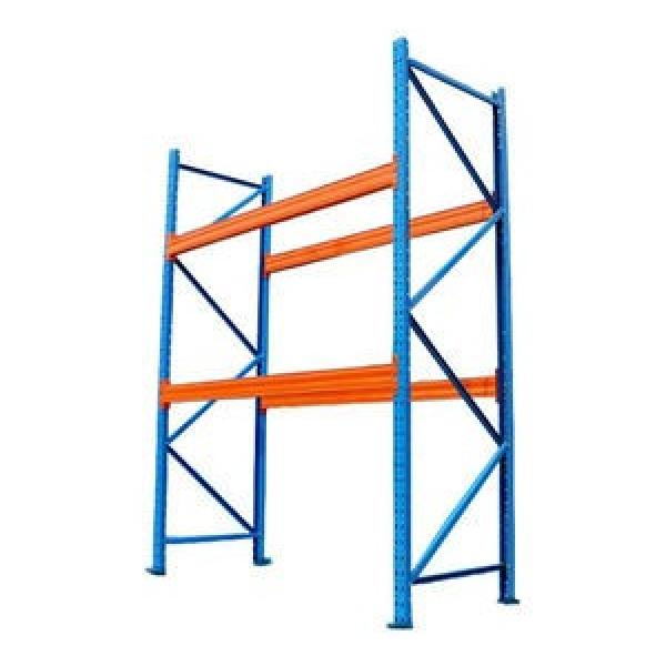 Heavy duty warehouse rack pallet racking system #1 image