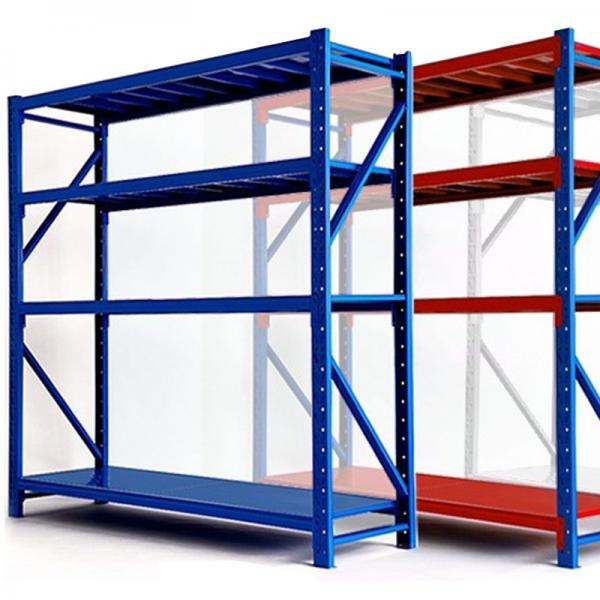 Commercial boltless metal storage shelving unit rack #1 image